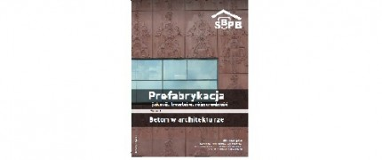 Book 5 'Prefabrication - quality, durability, diversity. Concrete in architecture '.